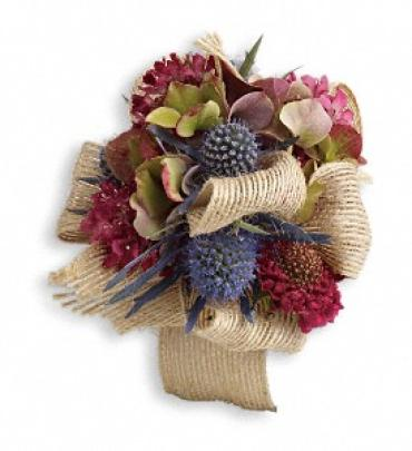 Midnight Wanderings Corsage
