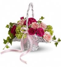 Flower Girl\'s Dream Basket