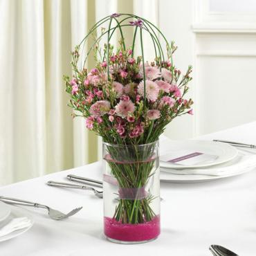 Small Vase Centerpiece