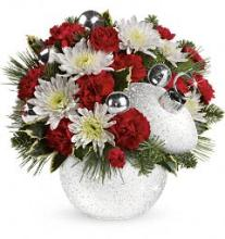 Snowball Surprise Bouquet