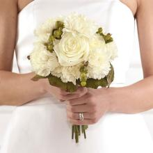 Basic Clutch Bridal Bouquet