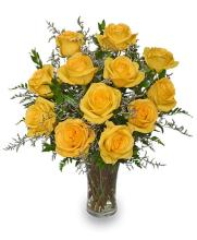 Lemon Drop Roses