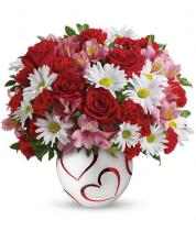 Happy Hearts Bouquet